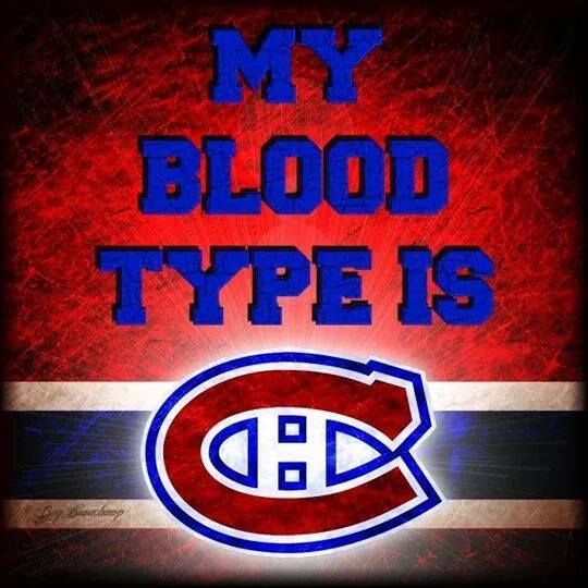 My blood type is...
