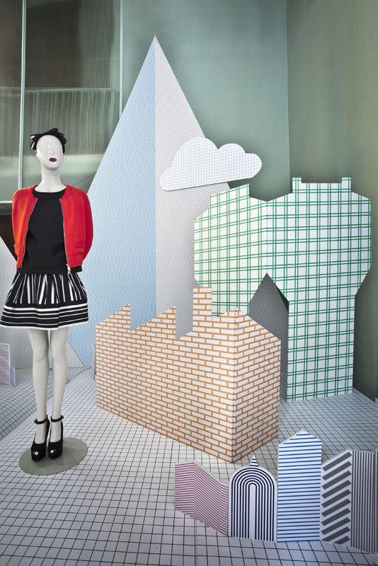 MAX&Co., my city, pinned by Ton van der Veer