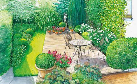 462 best Garten/ Pflanzen images on Pinterest Decks, Garden paths