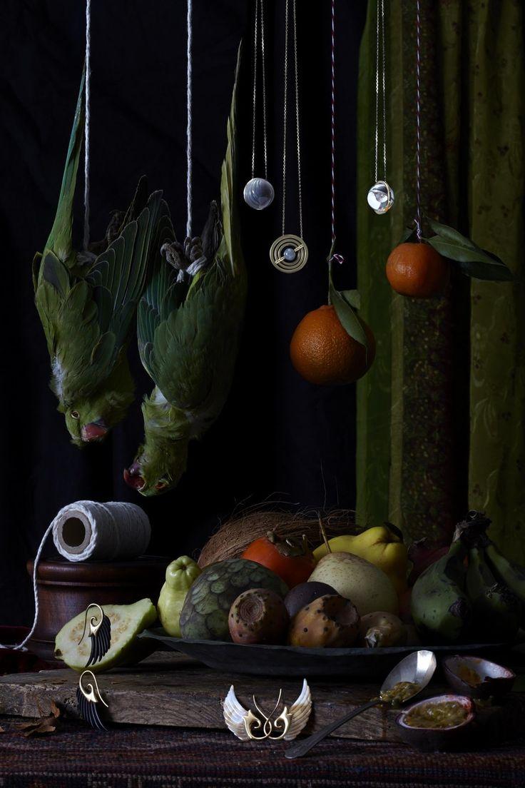 Bernstein & Andriulli - Photographers - Lydia Whitmore - Editorial