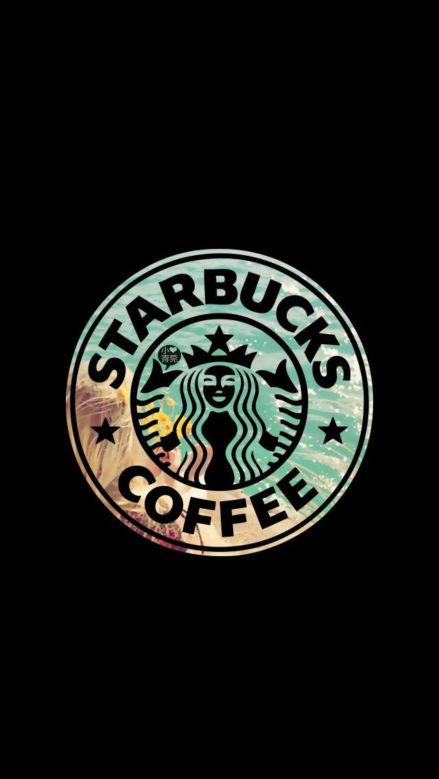 Starbucks. Brand Logo iPhone Wallpapers. // @mobile9