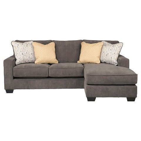 $872 Hodan Sofa Chaise - Marble - Signature Design by Ashley