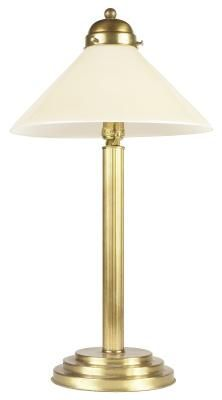 How to Remove Tarnish Off Brass-Plated Lamps