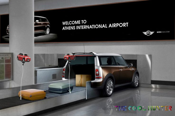 Airport Mini stunt