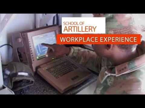 Workplace Experience_Potchefstroom: School of Artillery