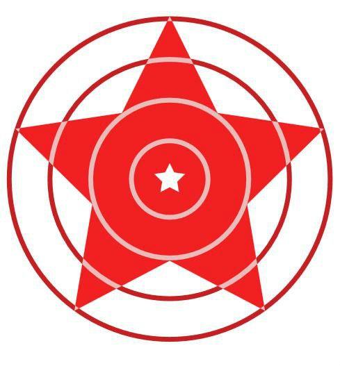 Printable Shooting Target | Nerf Party | Shooting targets ...