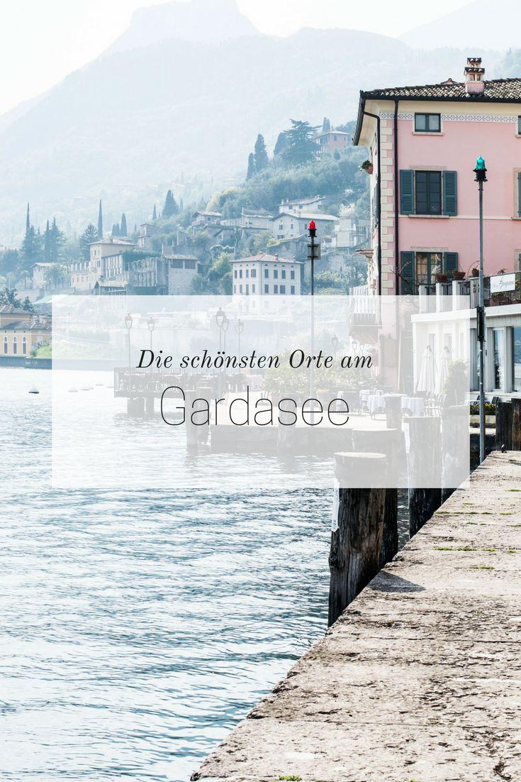 Die schönsten Orte an der Westküste des Gardasees