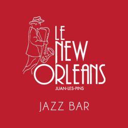 Logo Le New Orleans Jazz Bar à Juan Les Pins