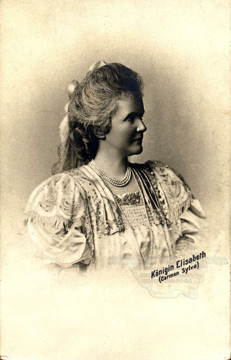 Queen Elisabeth of Romania (Carmen Sylva).