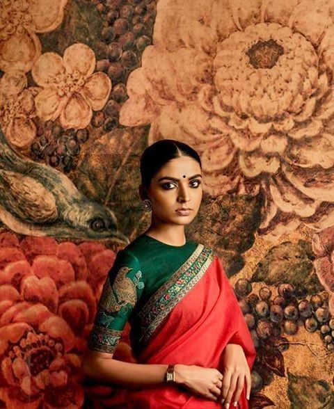 IT'S PG'LICIOUS — http://oyepg.tumblr.com/#Sabyasachi#TheMughalGardenCollection...
