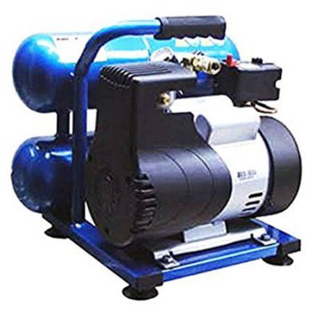 Puma Industries Air Compressor, LA9021, Single Stage Oil-Less Direct Drive Series, 1.5 HP Running, 135 Max PSI, 115/1 Voltage/Phase, 2 Gallons, 45 lbs