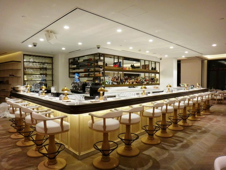 restaurant bar lighting. frioul restaurant in dubai lighting supplied for a sophisticated look led lights downlights bar m