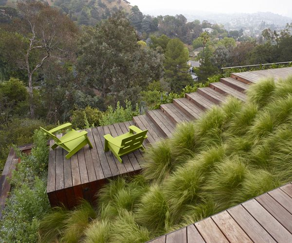 SURFACEDESIGN, INC. » HOLLYWOOD HILLS RESIDENCE