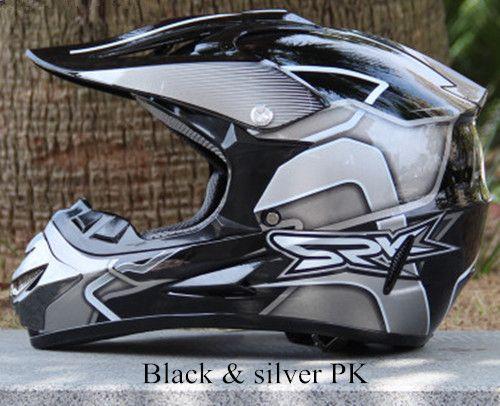 Rockstar motorcycle helmet ATV Dirt bike downhill cross capacete da motocicleta cascos motocross off road helmets
