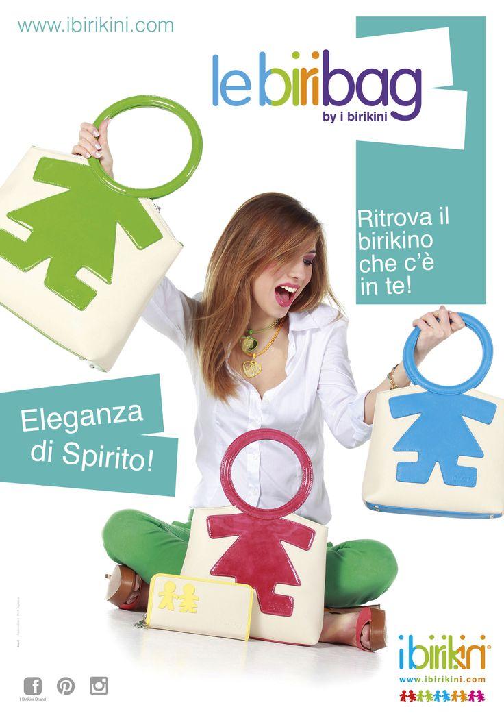 "Le Biribag ! By "" i birikini italian design "" www.ibirikini.com - International bags & bijoux Buyers are welcome! Info: international@ibirikini.com"