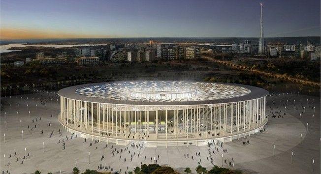 Estadio Nacional - Brasilia: