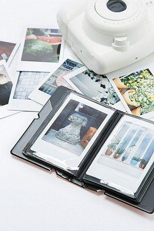 Fujifilm Instax Mini Pink Photo Album