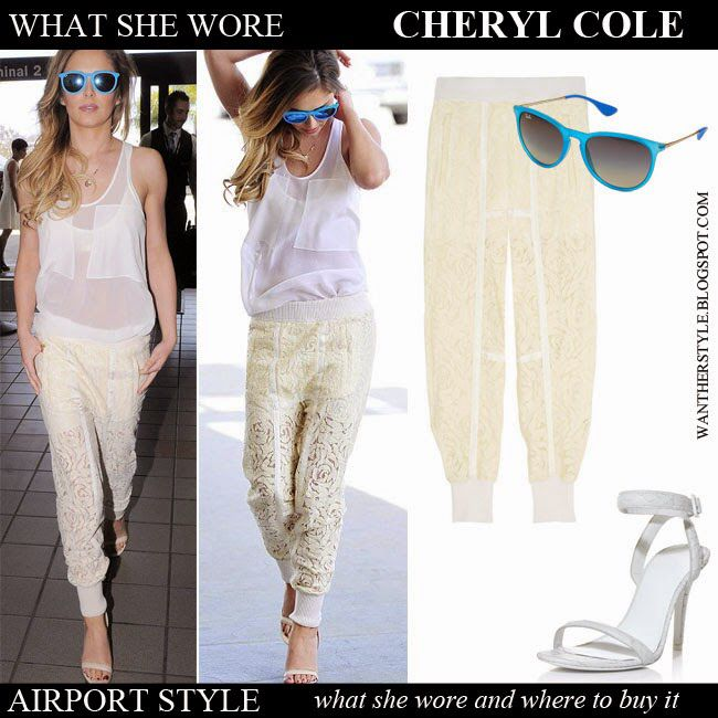 Outfit to follow up th... Cheryl Cole