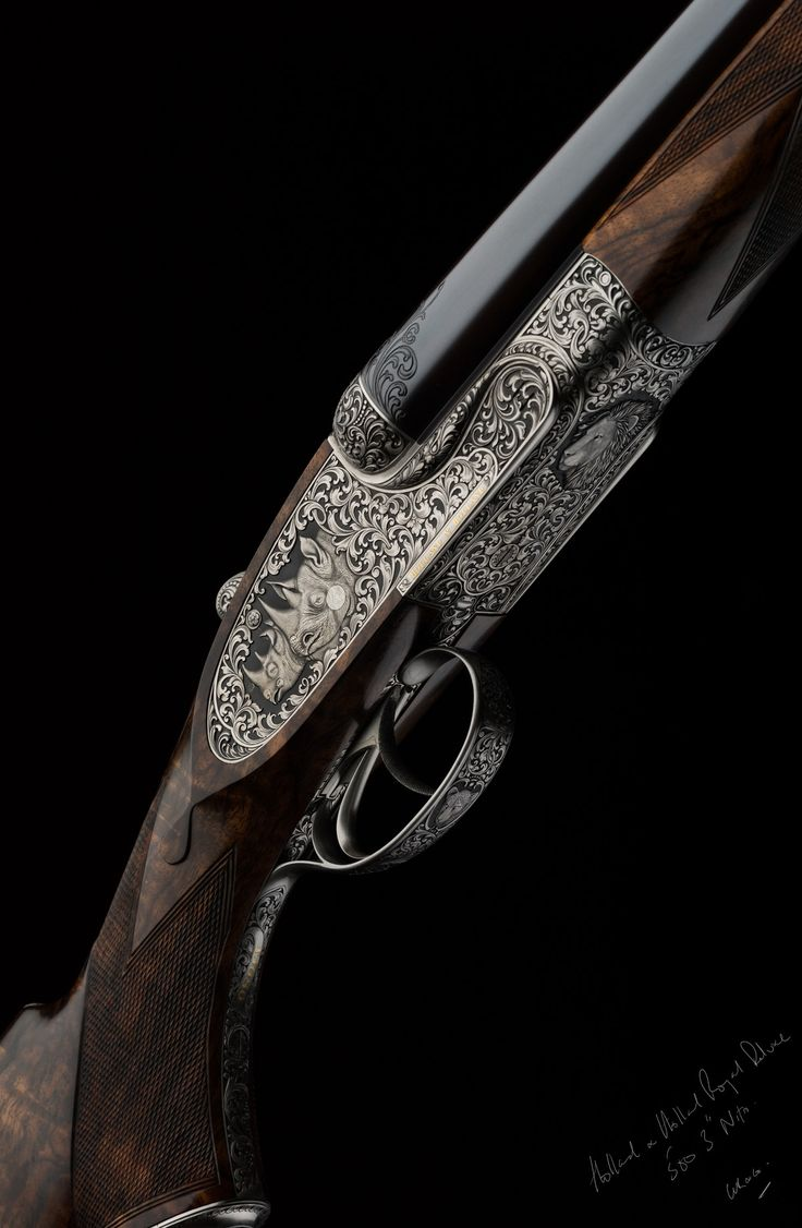 holland and holland, double rifle, express rifle, 500 nitro,