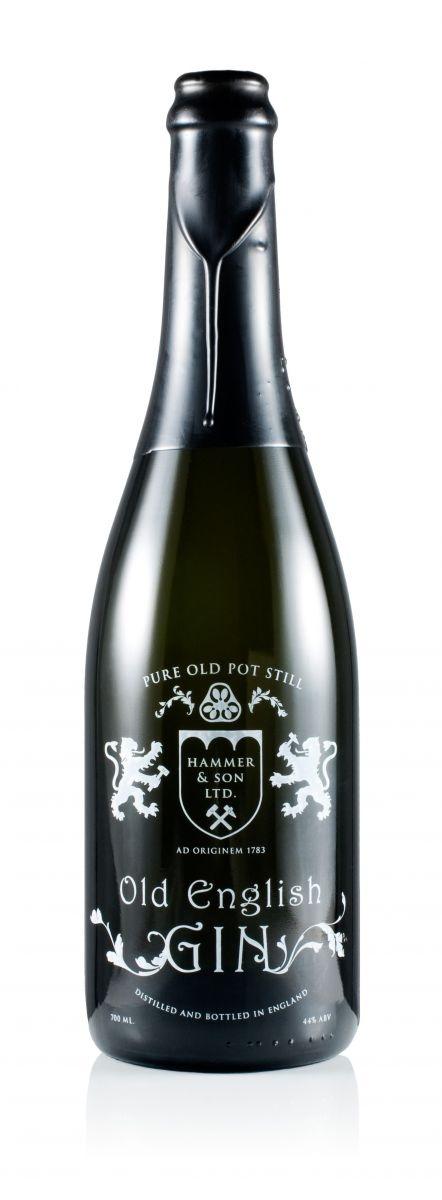 Old English Gin looking for wine distributors and liquor distributors