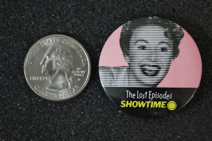 Honeymooners Lost Episodes Showtime Audrey Meadows Pin Pinback Button #16308