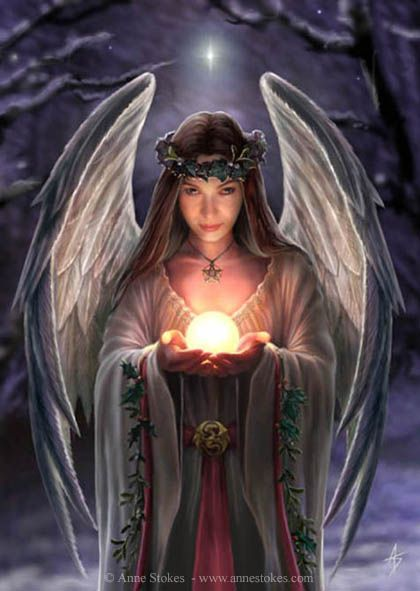 #Yule Angel