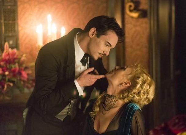 Jonathan Rhys Meyers in NBC's new Dracula series