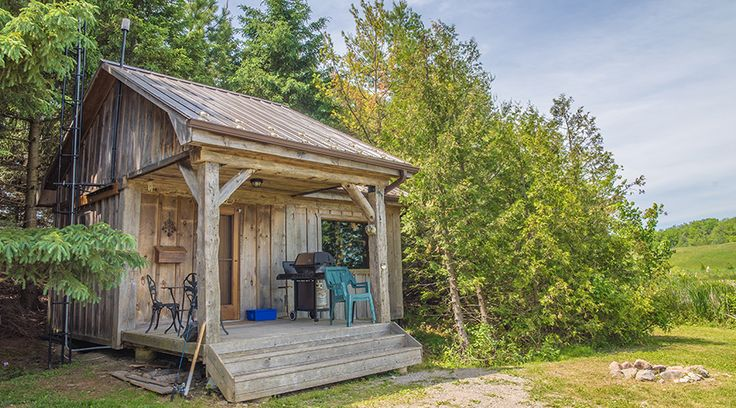 Cabin Rental near Toronto, Ontario