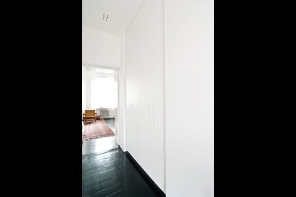 Pickyliving's doors for IKEA closets.