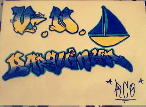 Este era o desenho que eu ia fazer...vejam como ficou... #Rubenc
