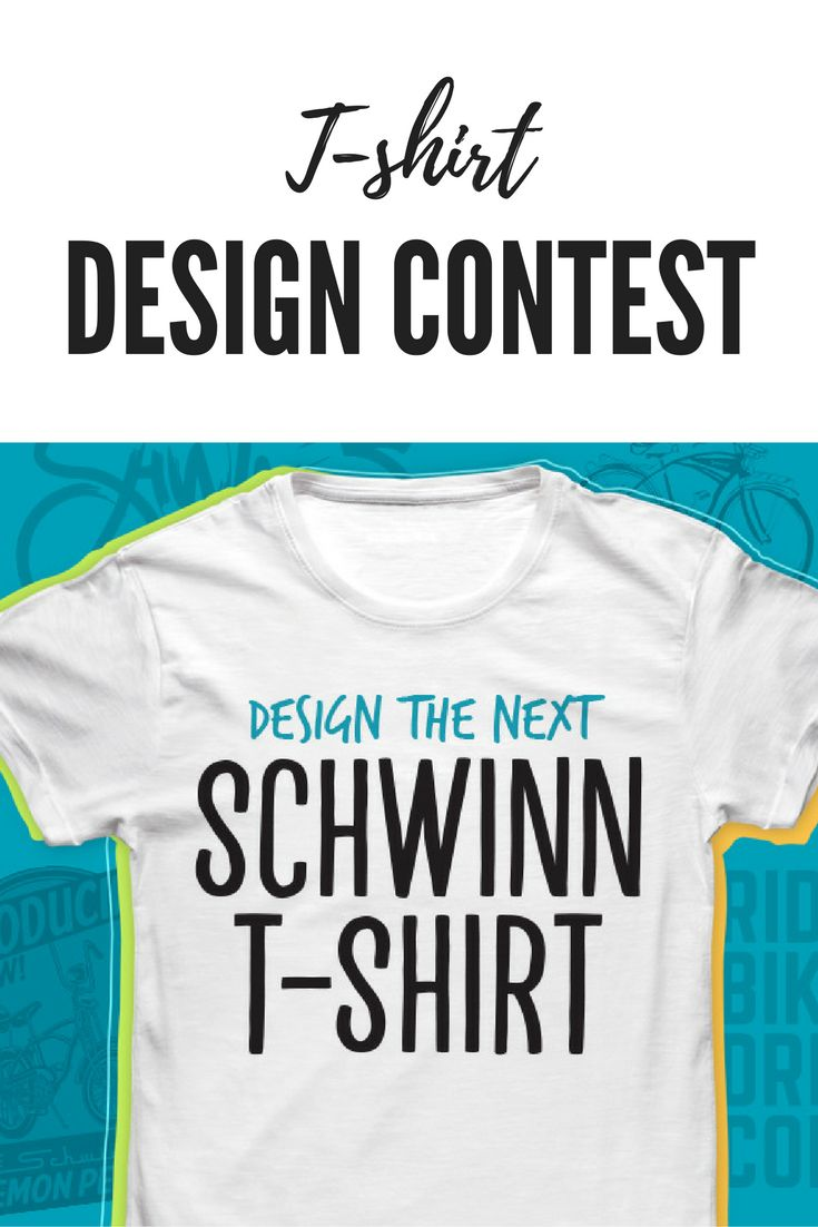 Shirt design contest - We Are Looking For The Next Great Schwinn Inspired T Shirt To Join Our 2017