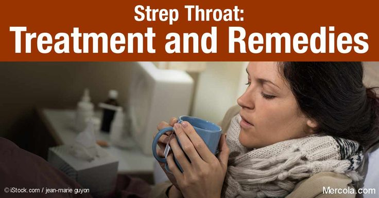 There are many natural techniques you can practice to treat strep throat – read here to learn which ones will suit you best. http://articles.mercola.com/strep-throat/treatment-remedies.aspx