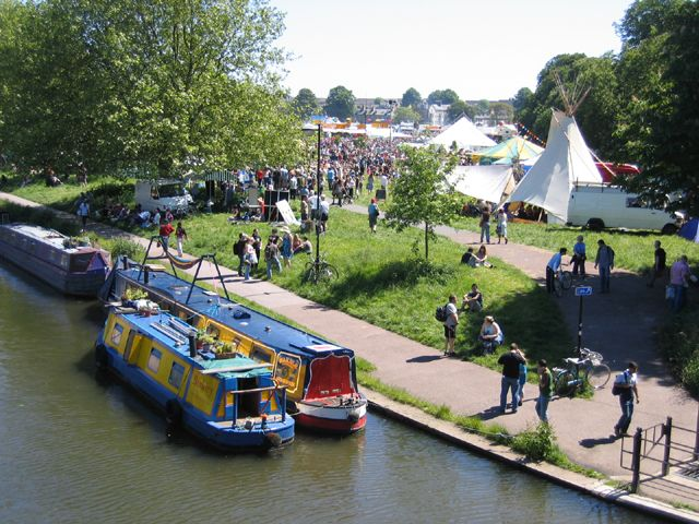 I shall be somewhere out here selling my artwork Saturday June 1st Strawberry Fair, Cambridge