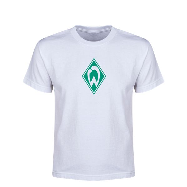Werder Bremen Youth T-Shirt (White)