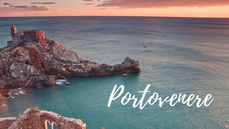 MAGNIFICA PORTOVENERE  #liguria #italy #italia #portovenere #video #vlog #youtube #travelblogger #summer