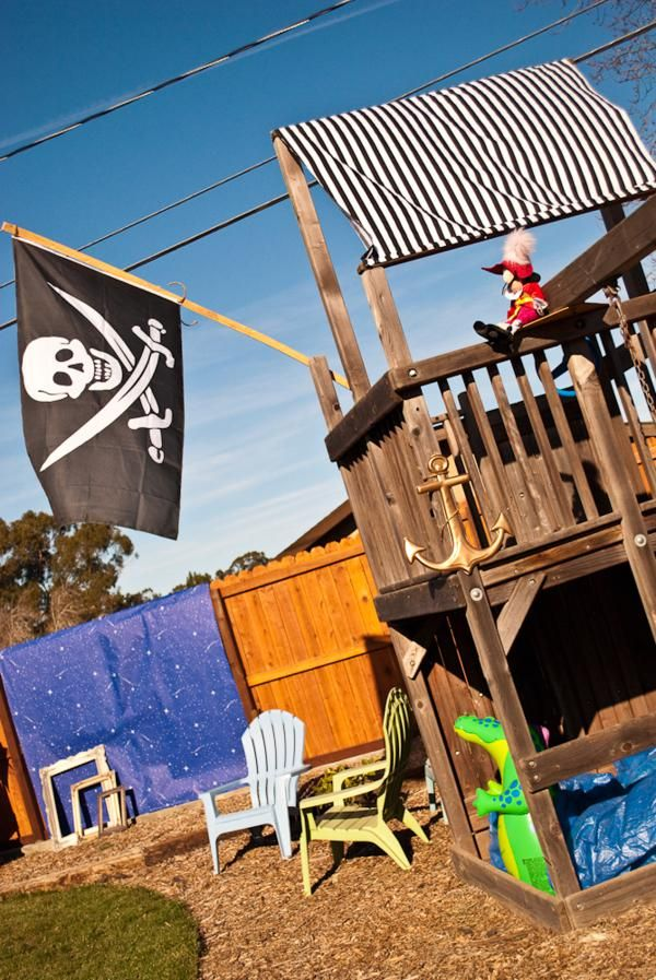 Disney's Peter Pan Boy Decorations 4th Birthday Party Planning Ideas