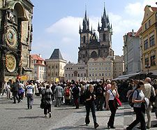 Prague - Soooo much to see. Next time we will stay a few extra days.