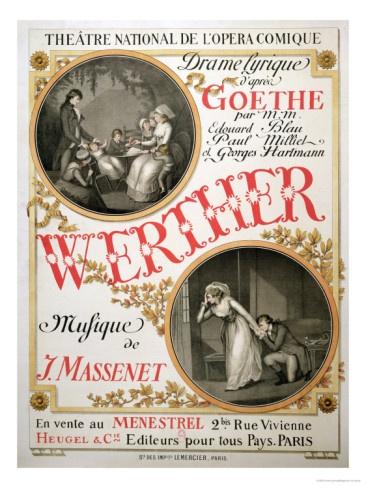 Werther - Massenet