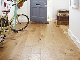Dining Room & Garden Room? Limed Oak Engineered | Topps Tiles