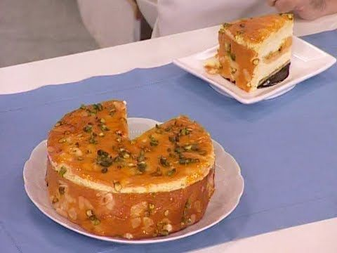 Método Gross - Torta mousse de damascos - YouTube