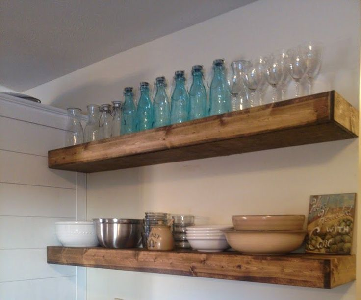 1000+ Ideas About Long Floating Shelves On Pinterest