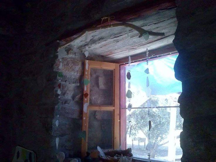 My favourite window in my stony Home