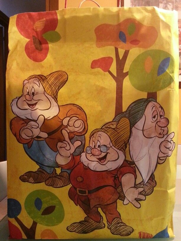 Three dwarfs by Italia Multimedia and Laboratori Creativi Beretta