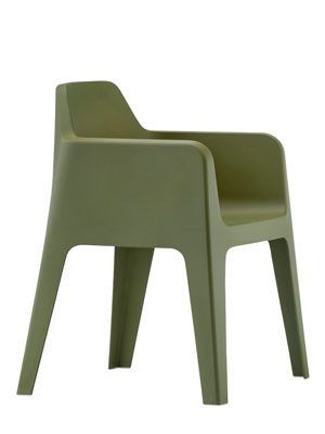 Stackable outdoor chair | Pedrali Plus 630