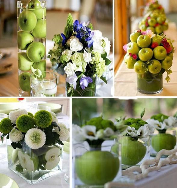 346 best rosh hashanah images on pinterest for Apple decoration ideas