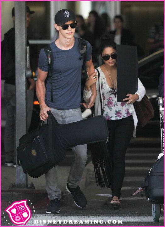 129 best austin butler vanessa hudgens images on for Best vacations in december for couples