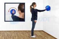 Exercícios de propriocepção para recuperação do ombro