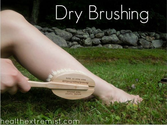 Dry Brushing Benefits. Improve Your Health in Just a Few Minutes a Day!