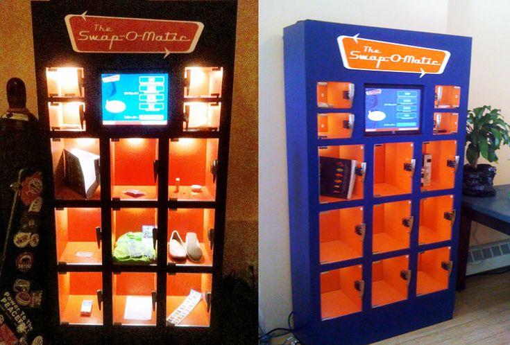 기부의 일상화 ver.2 – 기부 자판기   Trend Insight :: 마이크로트렌드부터 얻는 마케팅, 비즈니스(사업) 아이디어 영감