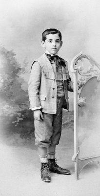 Federico García Lorca, Fuentevaqueros, 1904.